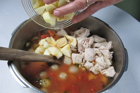 adding-chick-and-apples