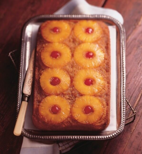 Forget The Frosting With Pineapple Upside Down Cake Land Olakes