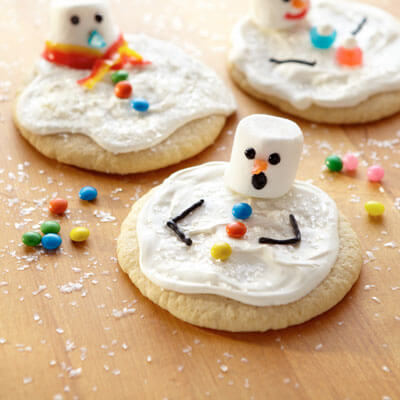 10 Best Christmas Cookies for Kids & Peanut Butter Christmas Mice Recipe | Land Ou0027Lakes