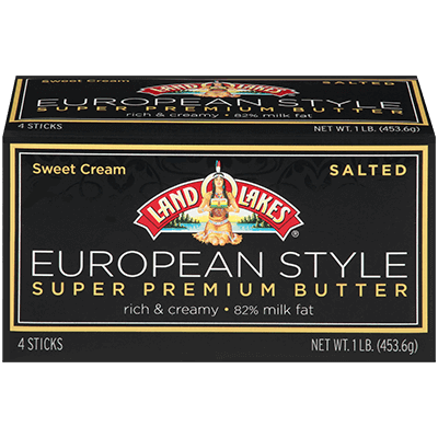 European Style Super Premium Salted Butter